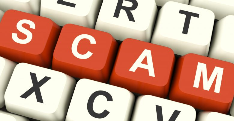 Scams on the internet