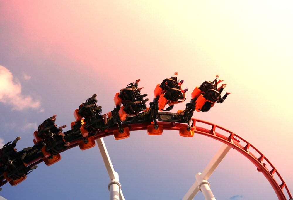 The 10 Scariest Rollercoasters In The World